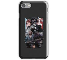 Nada and Frank and the truth of our alien overlords iPhone Case/Skin