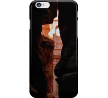 Behind the Curtain   iPhone Case/Skin