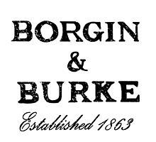 Borgin & Burkes Photographic Print