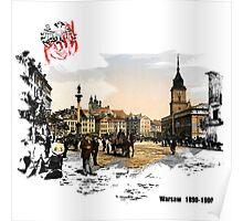 Polska - Poland - Warsaw - Warszawa Poster