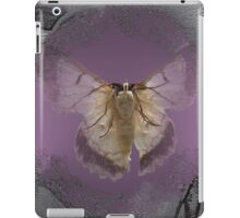 Winged One in Lilac iPad Case/Skin