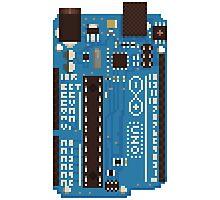 Arduino Pixel Photographic Print