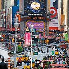 New Times Square by andykazie