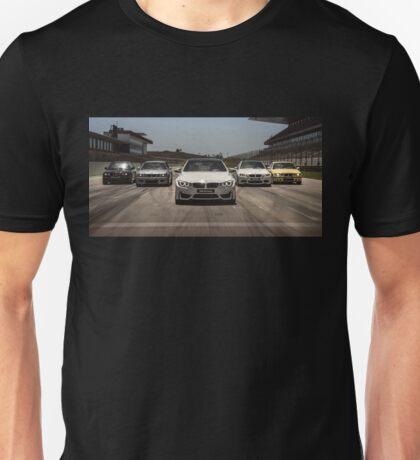 M3 Familly Unisex T-Shirt
