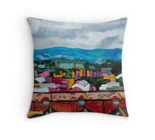From the Guinness Brewery, Dublin Throw Pillow