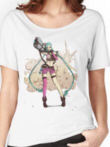 Jinx Women's Relaxed Fit T-Shirt
