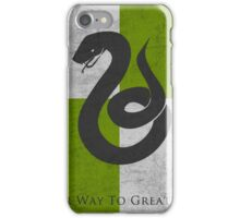 For the House of the Cunning iPhone Case/Skin