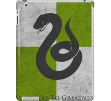 For the House of the Cunning iPad Case/Skin