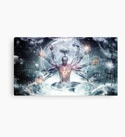 The Neverending Dreamer Canvas Print