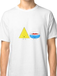 Yoga Chips and Salsa Classic T-Shirt