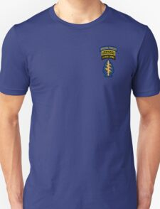 Special Forces Tower of Power T-Shirt