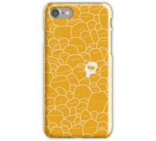 Stand Out Yellow iPhone Case/Skin