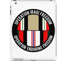 OIF - OEF iPad Case/Skin