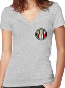 OIF - OEF Women's Fitted V-Neck T-Shirt
