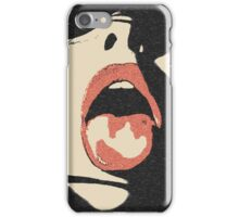 Naughty in the Dark iPhone Case/Skin