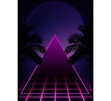 THE TEMPLE OF MODULATION Photographic Print