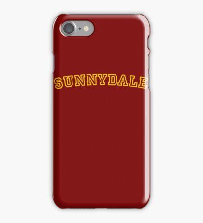 Sunnydale Gym Shirt 1 iPhone Case/Skin
