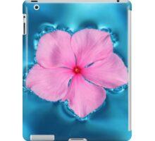 Floating Flower iPad Case/Skin
