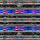 Stained Glass Horizontals by barrowda