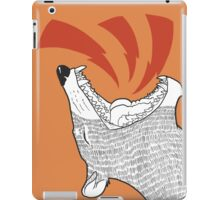 Little Devil's 3/4 iPad Case/Skin