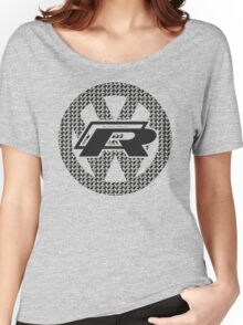 VW Golf R pattern Women's Relaxed Fit T-Shirt