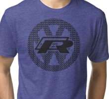 VW Golf R pattern Tri-blend T-Shirt