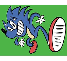 Sonic Redesign Photographic Print
