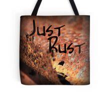 Just Rust Tote Bag