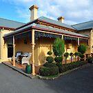 An Old Cottage in Warrnambool. Victoria, Australia. by Ralph de Zilva