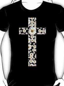 Daisy Cross T-Shirt