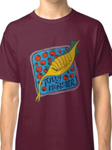 Tully Monster Illinois State Fossil Classic T-Shirt
