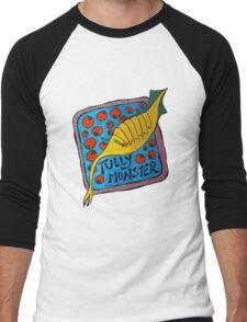 Tully Monster Illinois State Fossil Men's Baseball ¾ T-Shirt