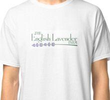 The English Lavender Farm Classic T-Shirt