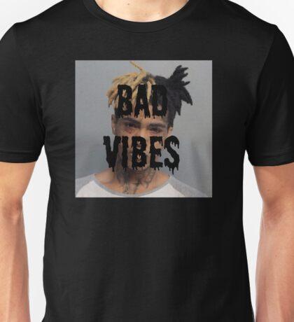 Bad Vibes xxxtentacion Unisex T-Shirt