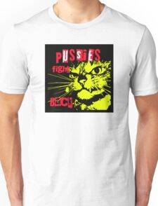 Pussy FIGHTS Back Unisex T-Shirt