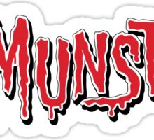 The Munsters Sticker