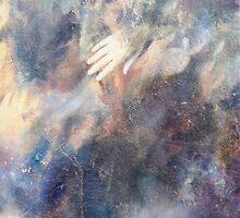 HANDS UNDER MOONLIGHT by Daniel Magoon