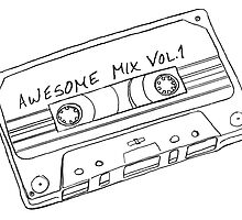Awesome Mix  Vol. 1  by SENSIQUE