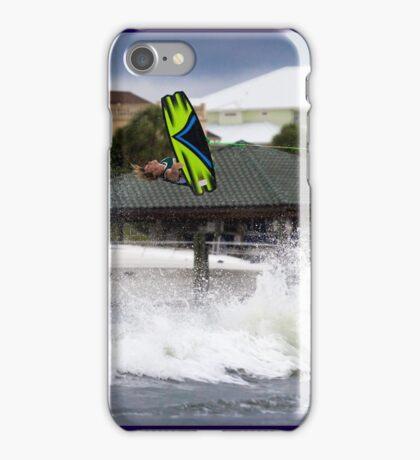 National Champion Collegiate Wakeboarder iPhone Case/Skin