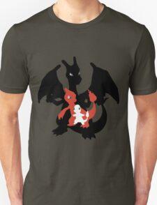 Charmander Evolution T-Shirt