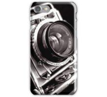 Graflex Camera iPhone Case/Skin