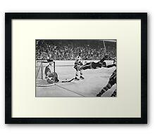 Bobby Orr Framed Print