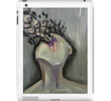 Dark Blossoms iPad Case/Skin