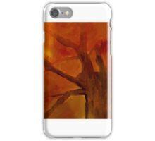 First Day of Golden Autumn Season iPhone Case/Skin
