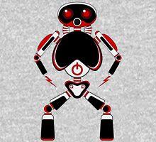 Red Power Robot Unisex T-Shirt