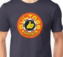 Orange Yellow Bultaco Unisex T-Shirt