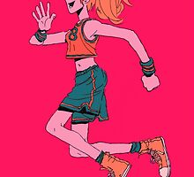BBALL GIRL by mobble