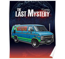 The Mystery Machine (The Last Mystery) Poster