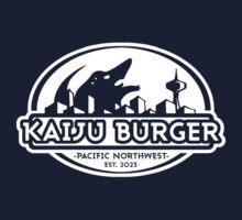 Kaiju Burger Restaurant by spykles