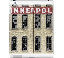 Minneapolis iPad Case/Skin